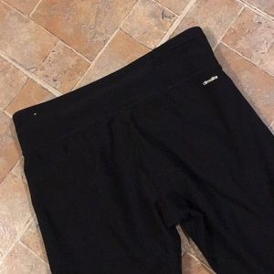 adidas Pants - Adidas cropped compression leggings size medium